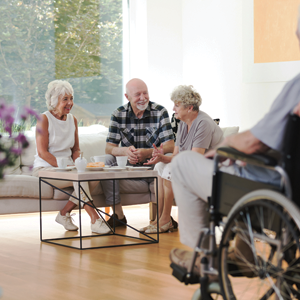 Care home real estate: a surprising investment option