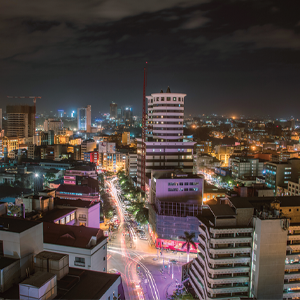Nairobi: trading at the heart of Africa