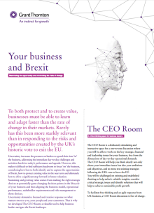 The CEO Room
