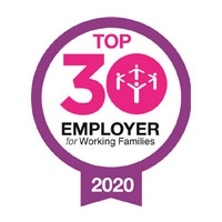 Working Families Top 20 Employer