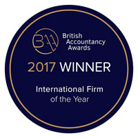 British Accountancy Awards 2017