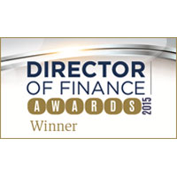 Director of Finance Awards 2015