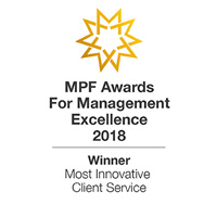 MPF awards winner 2018