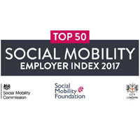 Social Mobility Employer Index 2017