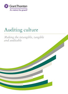 audit firm culture the audit firm culture and its affects on quality audits by danielle reynolds a company's culture has a large impact on the ethical behavior of employee's and an employee's ethical behavior plays an important role in the quality of the audit.