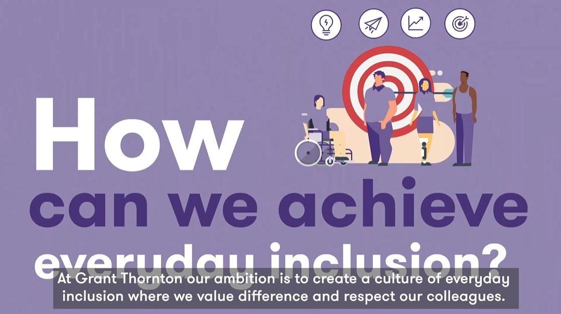 Inclusion and Diversity at Grant Thornton
